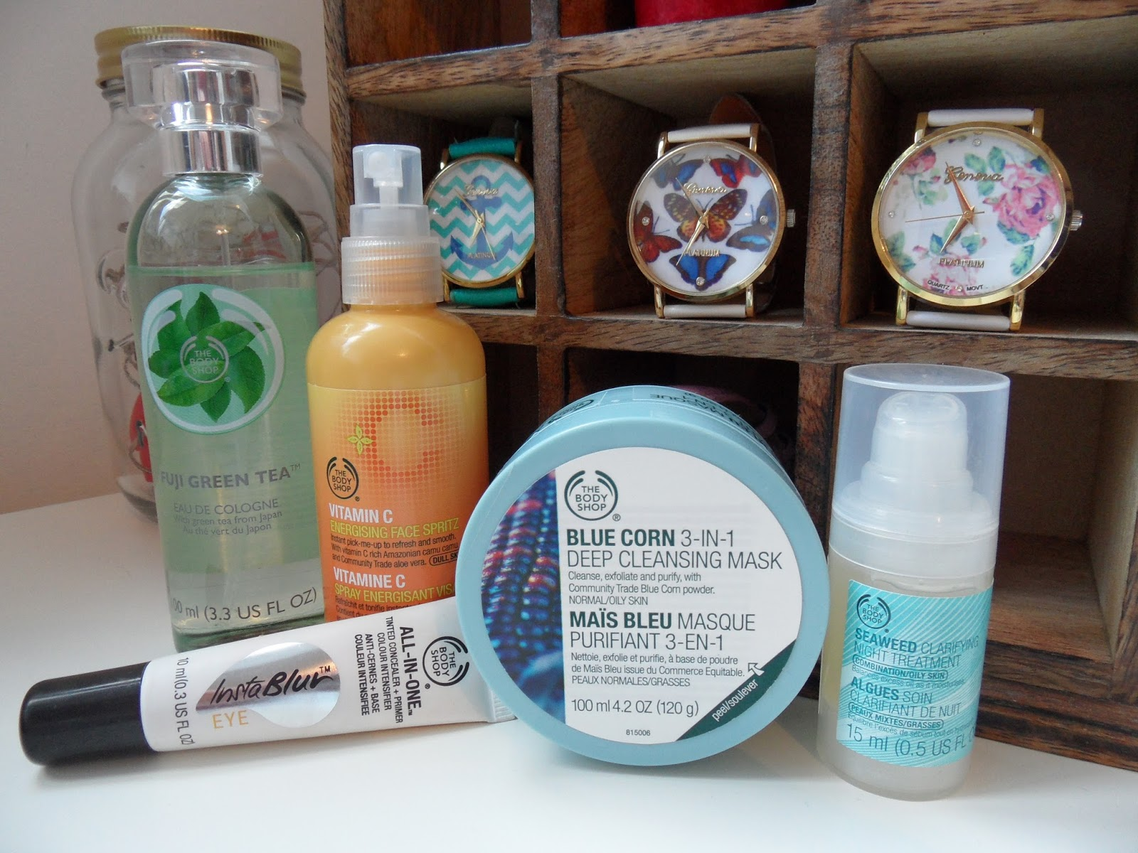 My Top Five : The Body Shop EyelinerFlicks