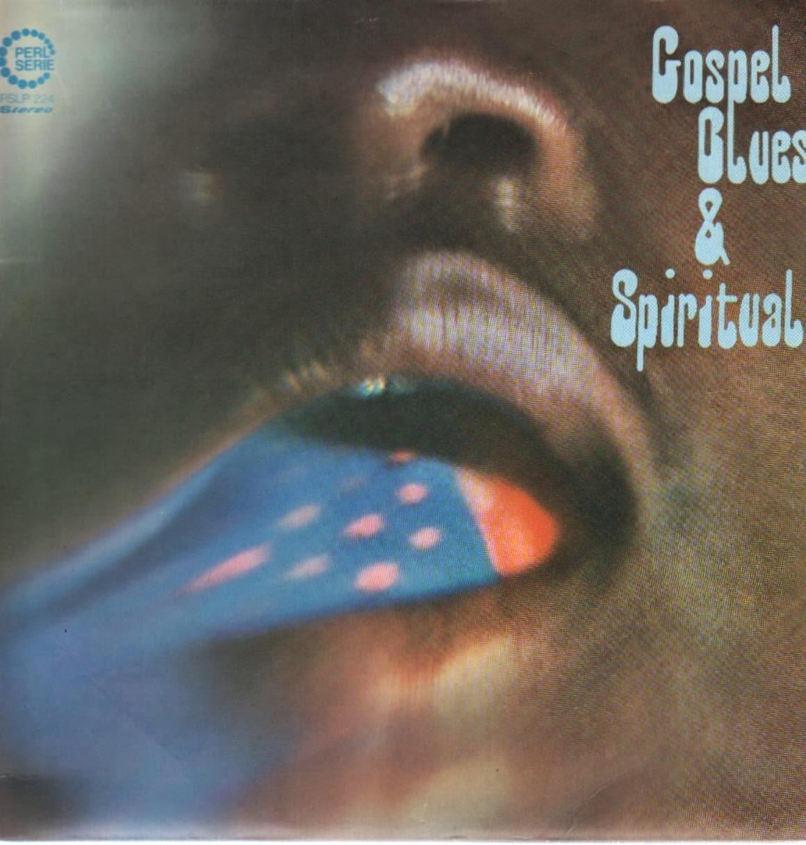 Rosetta Tharpe & The Downtown Sisters-Gospel,Blues & Spirituals-