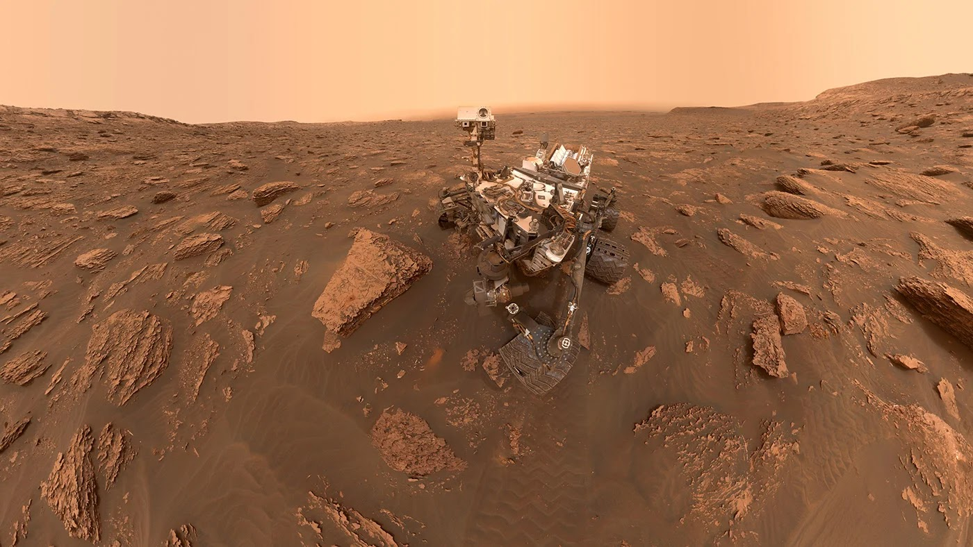 Mars Exciting Methane Mystery Might Be Starting To Clear Up