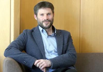Bezalel Smotrich: Judeus são os  proprietários desta Terra