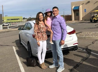 Diego Sanchez S Wife Bernadette Sanchez