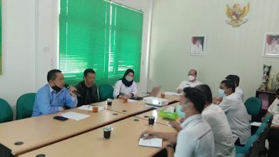 Terkait Kerusakan Portal Simpang Siku, Kadis PMPTSP Muba Sampaikan Hasil Sidak RAM Sawit Tri Jaya