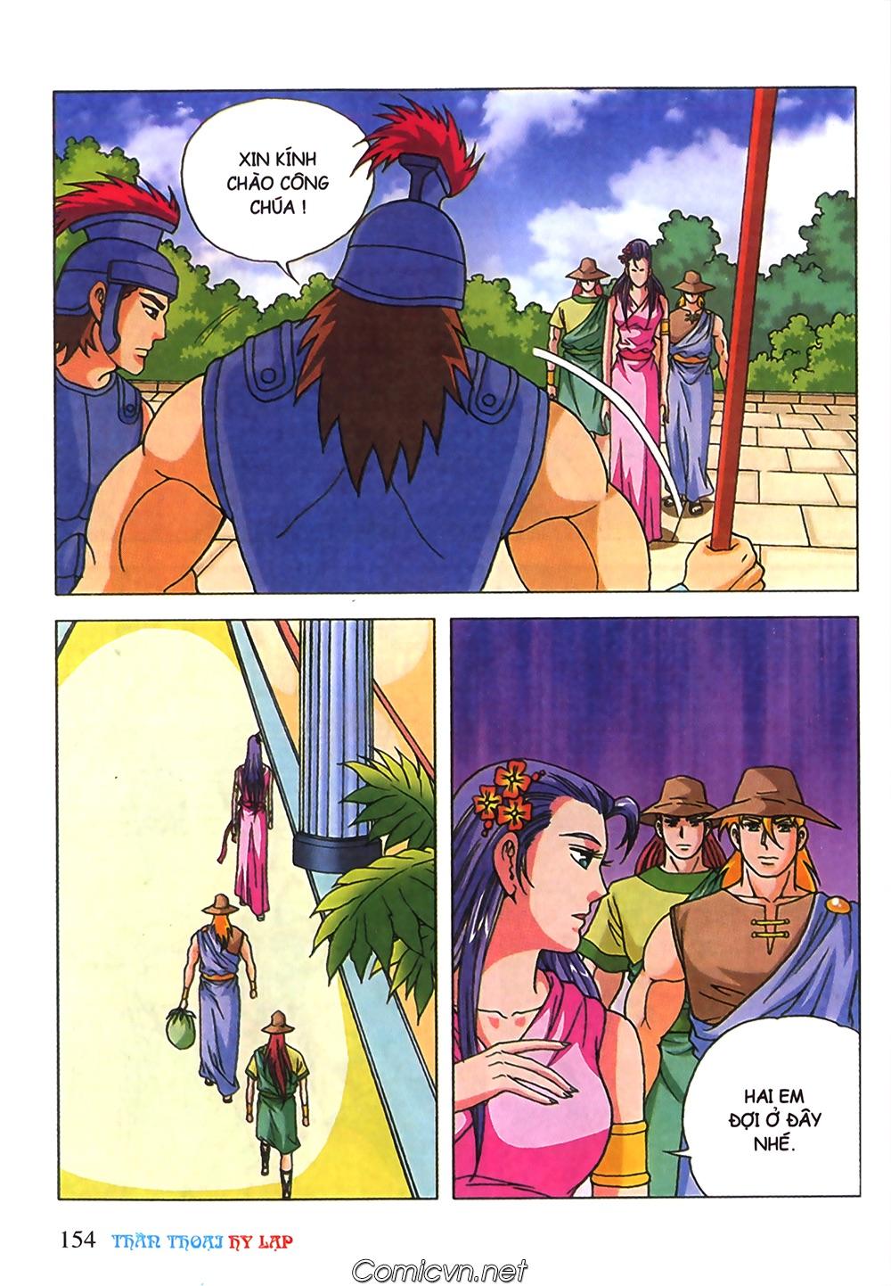 Thần Thoại Hy Lạp Màu - Chapter 71: Nàng Ê lếch tơ 2 - Pic 5
