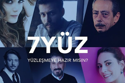 مسلسل سبعة وجوه 7 YÜZ