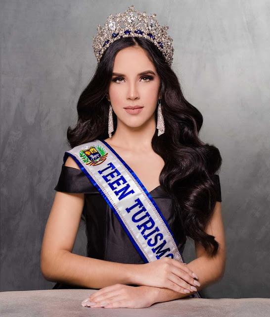 Paola Escalona Teen Turismo Venezuela 2020