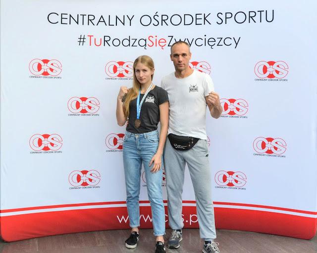 Maria Jackowska, Mistrzostwa Polski, boks, Mistrzostwa Kobiet w Boksie, Wałcz, 2019, boks kobiet, olimpiada