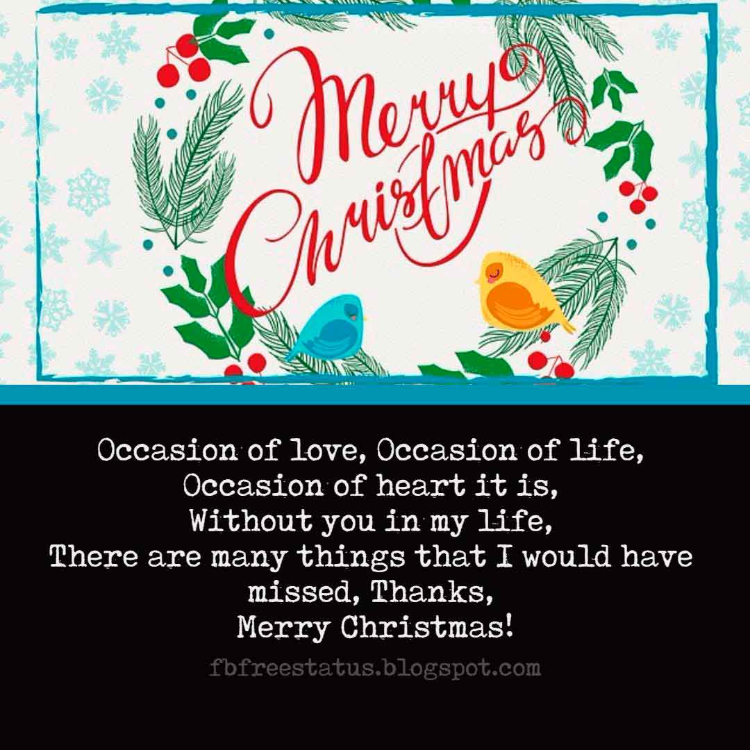 Christmas Messages for Friends (16)