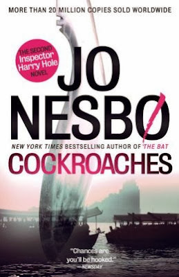 Cockroaches by Jo Nesbo – Book cover