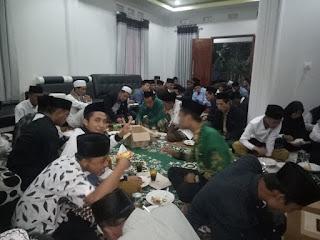 Para Pejuang Islam Nusantara Adakan Buka Bersama Dengan PCNU Lombok Tengah
