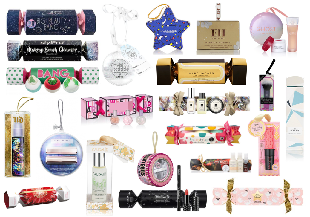 Christmas Beauty Baubles & Crackers 2018
