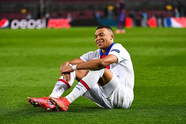 Liga Champions : Barcelona Dipermalukan PSG Lewat Hattrick Mbappe