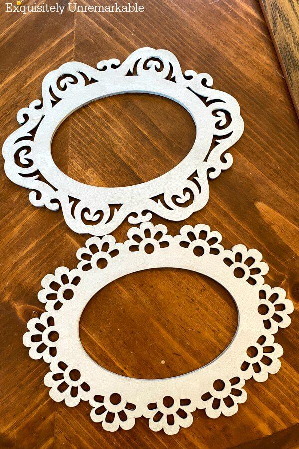 Decorative Wooden Frames