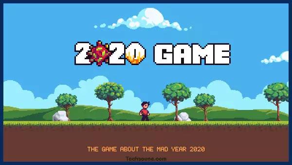 2020game.io لعبة ممتعة حول أحداث عام 2020