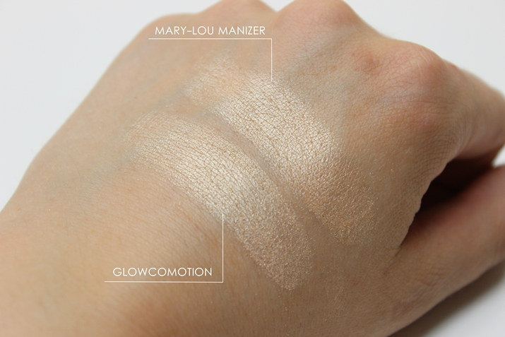 The Balm, mary, lou, manizer, review Mary, lou, manizer, highlighter /Luminizer