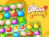 Download Garden Mania 3 Valentine Day Apk Mod Terbaru 2016