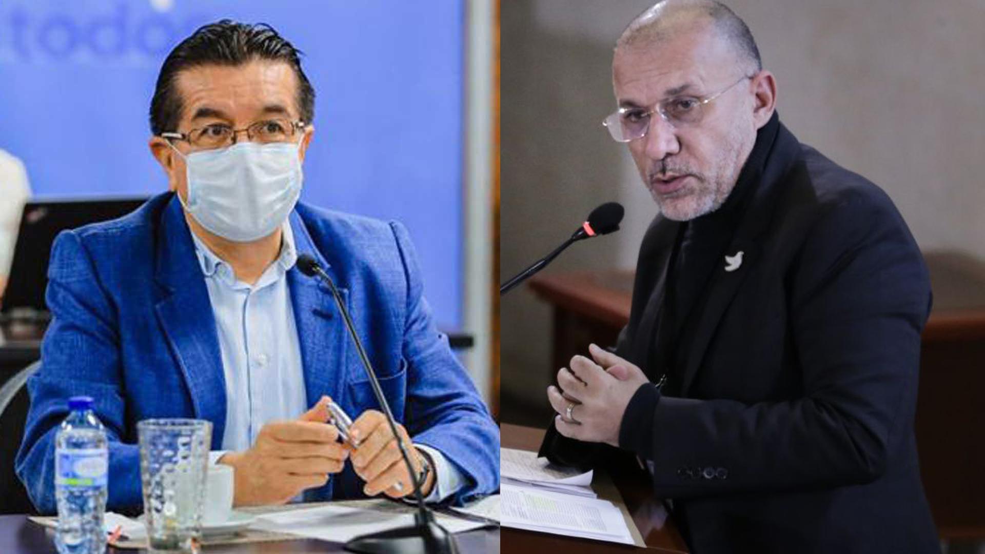 Moción de Censura a MinSalud si no se cumple cronograma de vacunas