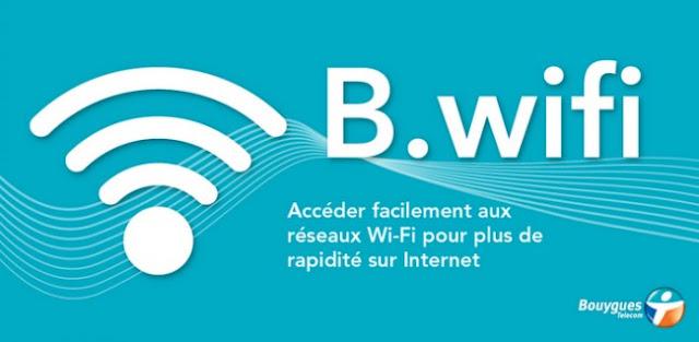 Codes wifi et identifiants Wifi Bouygues Télécom