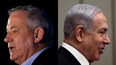 Netanyahu apresenta anexação de Gantz ou ultimato eleitoral