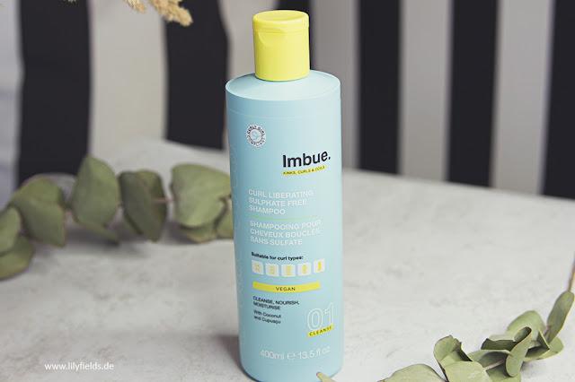 Imbue - Haarpflege für lockiges Haar
