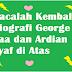 Bacalah Kembali Biografi George Saa dan Ardian Syaf di Atas