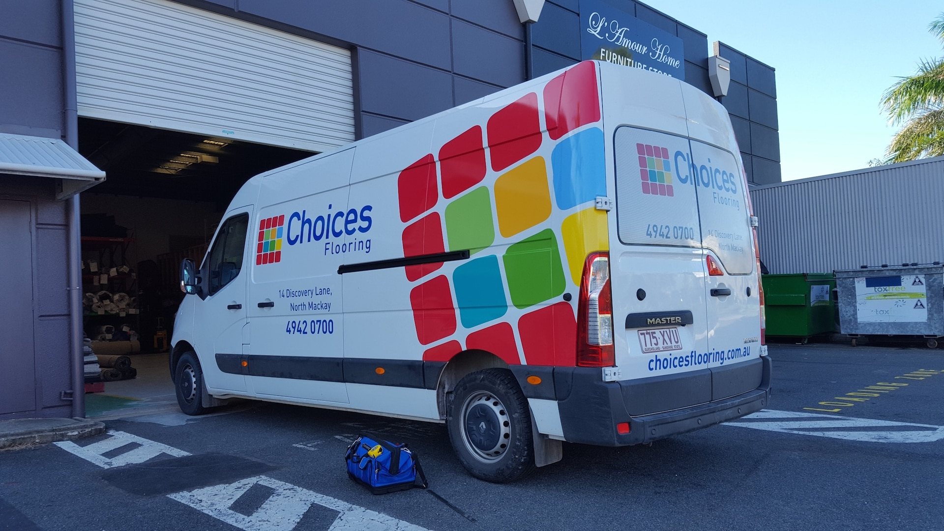 vehicle wrapping Newcastle
