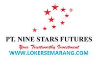 Loker Semarang Resepsionis dan Staff Operasional di PT Nine Stars Futures