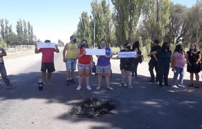"""Vecinos del barrio Los Filtros se sienten """"abandonados"""""""
