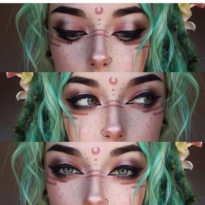 Maquiagem Elfa