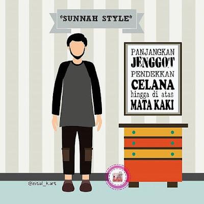 SAUDARAKU, BERSABARLAH DI ATAS SUNNAH..