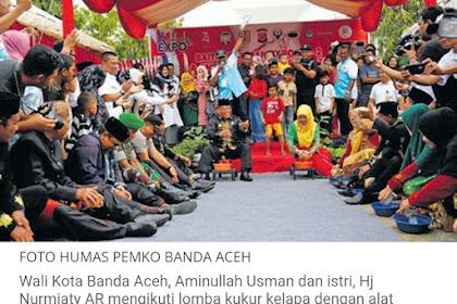 Abéh Hayeu Lomba di Banda Aceh, Walikota Juara Ku Ue