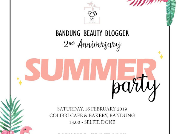 [Event report] Bandung Beauty Blogger 2nd Anniversary