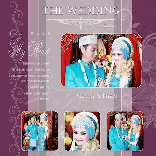 Pernikahan Arisandy Joan Hardiputra & Epi Friezta Dewi Hasibuan