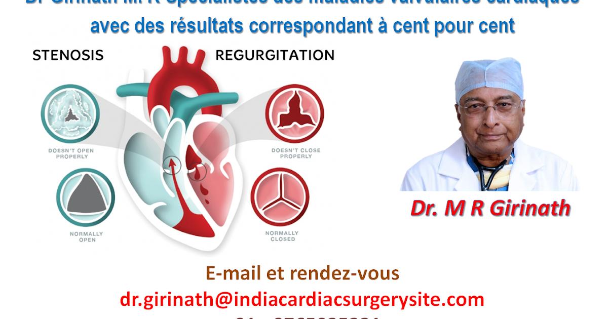 soins cardiaques Inde pour les pays français