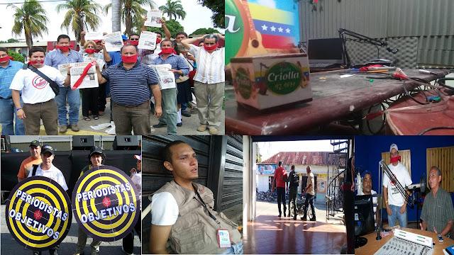 TRÁILER: Documental: Radiografía del Periodismo Fronterizo de Siglo XXI en Venezuela. (Parte I) Violaciones a la Prensa en  Apure.  (Estrenarse 09.03.2020)
