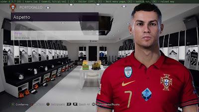 PES 2021 UEFA Nations League Mod 2021 by Gianluca
