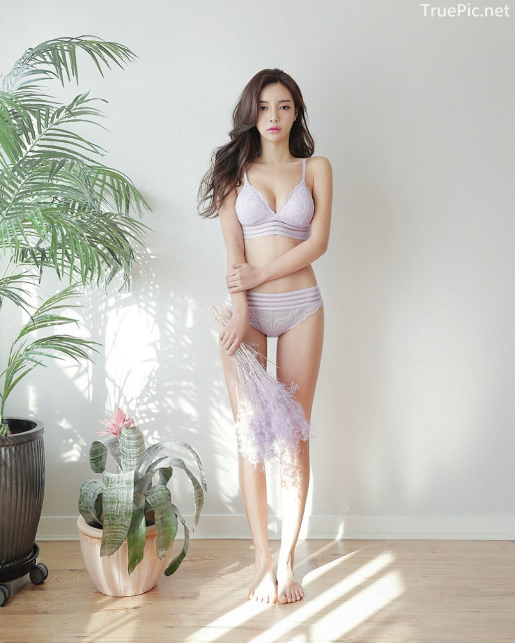 Jin Hee Korean Fashion Model - Love Me Lingerie Collection - TruePic.net - Picture 6
