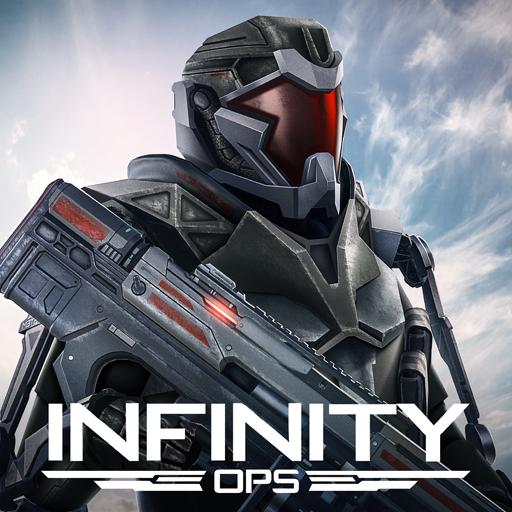 Infinity Ops Online FPS v1.12.0 Apk Mod [Munição Infinita]
