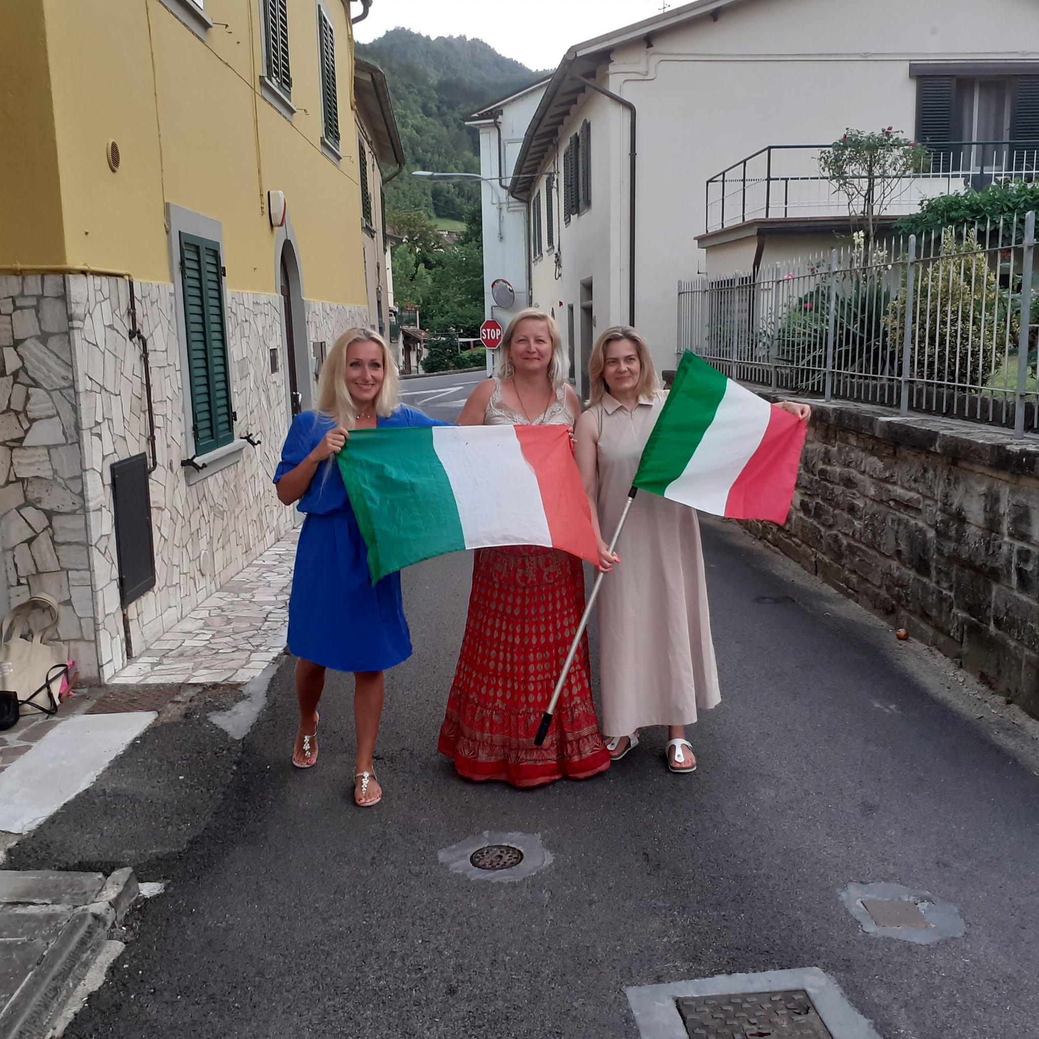 Dom z Kamienia, wakacje w Marradi, Toskania