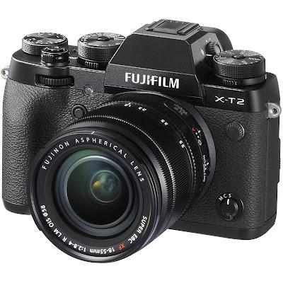 Download Firmware Fujifilm X-T2