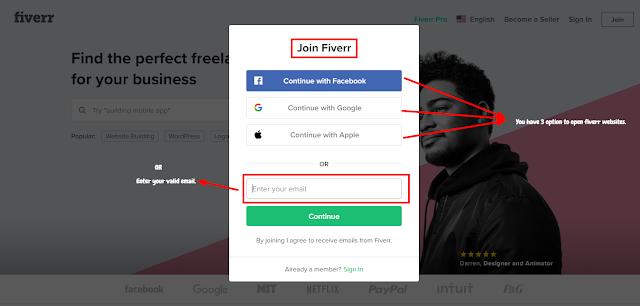 How we earn money online from Fiverr?