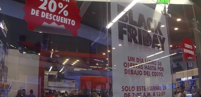 Refuerzan seguridad en la República Dominicana por el Black Friday