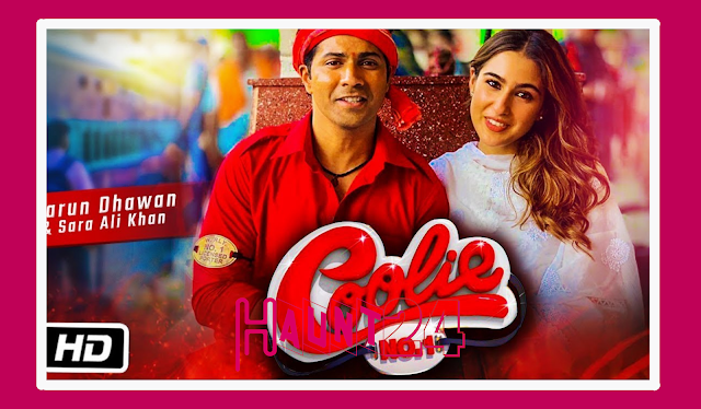 Coolie No 1 (2020) Mp3 Songs in 128 Kbps & 320 Kbps Download