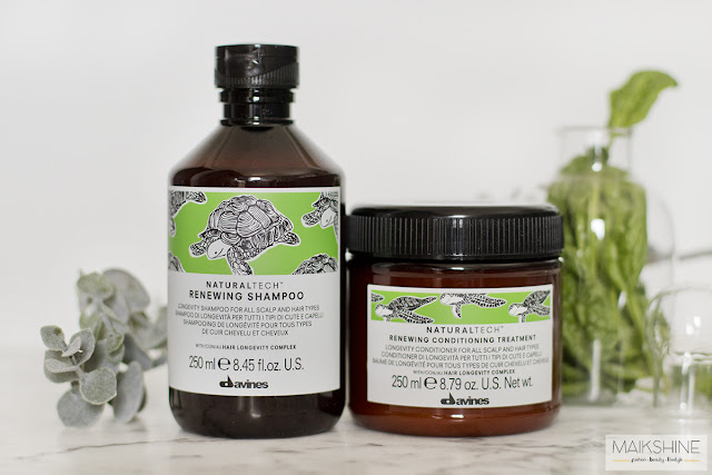 NaturalTech Renewing Davines