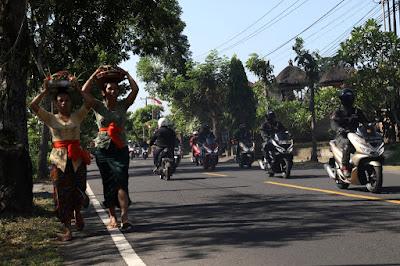 PCX Luxurious Trip, Kenyamanan Jelajahi Wisata Berkelas di Bali
