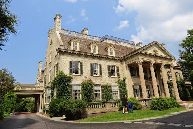 Adventures In Pei And George Eastman House