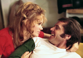 Five Easy Pieces - Jack Nicholson and Karen Black,
