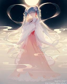 Hatsune Miku Harvest Moon ver. 1/8 - Good Smile Company