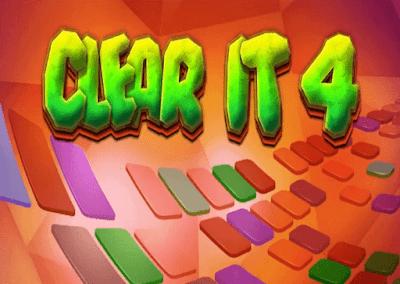 تحميل لعبة Clear it 4
