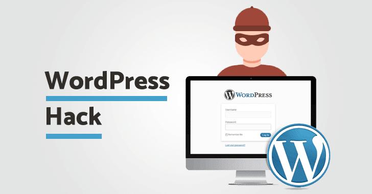 wordpress-hacking