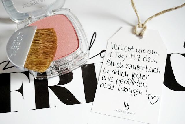 Bloggerboxx Edition Rendezvous Loreal Le Blush